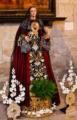 Maria Santisima de las Penas (Fritz, MD) Tags: luhanimaria luhanimariaexhbit marianexhibit dolorosaexhibit sanagustinchurch museodesanagustin intramurosmanila intramuros luhanimariaexhibit2017 esculturasreligiosasenlasfilipinas mariasantisimadelaspenas
