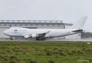 ASL Airlines Belgium 747-400F(ER) OE-IFB