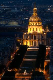 Hôtel National des Invalides, Paris