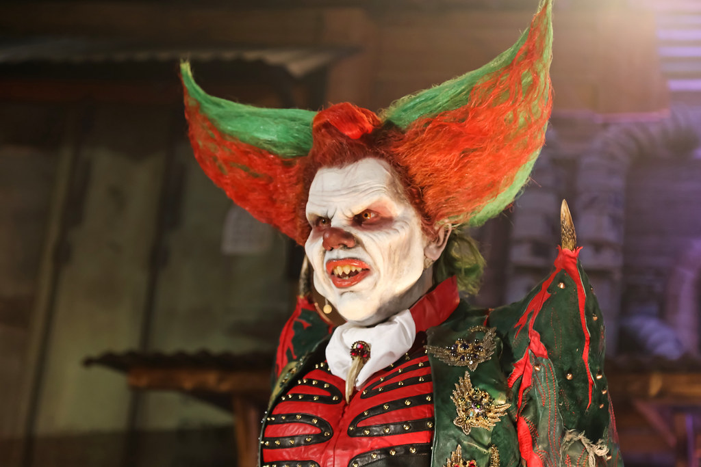 Walibi Belgique Halloween.The World S Best Photos Of Evil And Horreur Flickr Hive Mind