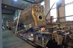 Boiler for 45428 (mike_j's photos) Tags: nymr steam gala september northyorkshiremoors railway black5 45428 boiler