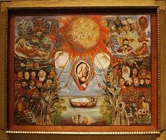 Moses by Frida Kahlo (Ellsasha) Tags: painting art exhibit mexicanmodernism fridakahlo artist painter