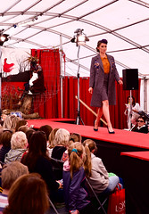 Ploughing-Fashion Show (gerrymccabe) Tags: ireland ploughingchampionships2017 fashionshow