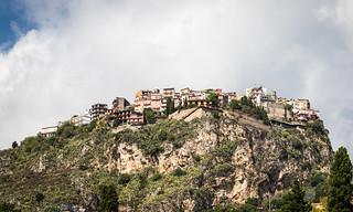 Hill top village