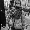 DR151107_1519D (dmitryzhkov) Tags: art city moscow documentary photojournalism street urban candid life streetphotography streetphoto moment light shadow dmitryryzhkov people sony black blackandwhite bw monochrome white bnw kid kids girl parent girls daughter motion movement face child children shawl portrait streetportrait walk walker pedestrian