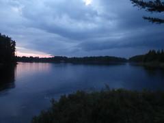 18-08-2017 Huronian - 35 (s.kosoris) Tags: skosoris pentaxoptiowg1 wg1 pentax huronian camp camping water lake