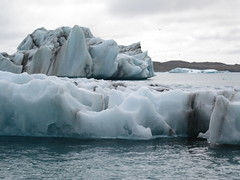 ice in lagoon (VERUSHKA4) Tags: ice canon europe northen country lagoon water vue view nature summer travel july blue sky iceland jokulsarlon amazing landscape