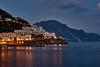 Amalfi (AgarwalArun) Tags: sony a7m2 sonyilce7m2 landscape scenic nature views amalficoast italy europe positano costieraamalfitana bayofnaples salerno sunset lights ocean water reflections