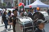 Generation focus (TheeErin) Tags: people kids music musicians drum brooklyn united marching band ensenble batterie hot bassline cadence brooklynunitedmarchingband street streetfest bass newyork unitedstates dynastydrums montague bid festival montaguebidstreetfestival montaguestreet