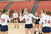 DAVE9842 (David J. Thomas) Tags: volleyball spots athletics lyoncollege scots collegeoftheozarks bobcats women naia batesville arkansas