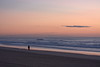 Early bird and the sunrise, Surfers Paradise, AU (gabrielfiuza) Tags: holiday travel birds people colors scenery sand beach water sky australia silhouette sunset sunrise