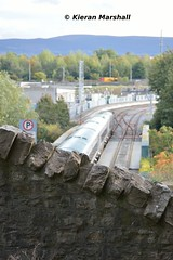 22026 at the Phoenix Park Tunnel, 3/10/17 (hurricanemk1c) Tags: railways railway train trains irish rail irishrail iarnród éireann iarnródéireann dublin heuston 2017 22000 rotem icr rok 4pce phoenixparktunnel 22026 1620grandcanaldockhazelhatchandcelbridge