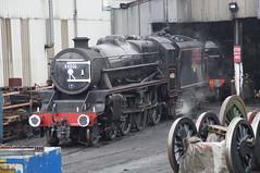 44806 (Gricerman) Tags: black5 black5class 460 44806 grosmont grosmontshed nymr northyorkshiremoorsrailway