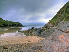 Little Haven (Ian Gedge) Tags: uk britain wales cymru pembrokeshire littlehaven haven little coast coastline rocks beach sea