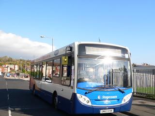 Stagecoach North East ( Sunderland )