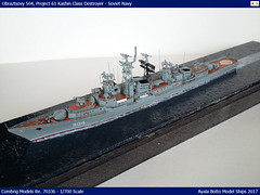Obraztsovy 504, Project 61 Kashin class Destroyer - Combrig 1/700 by Ayala Botto Model Ships (AyalaBotto Model Ships) Tags: modelwarships scale warship scalemodelships ayalabotto modelismo modelismonaval modélismenaval echelle 1700 maquettes navires naval kits maquetas navales guerre guerra war bateaux modeles combat batiment ship model modell class classe type klasse destroyer zerstörer destructor russischerzerstörer russischer project 61 pr61 bpk russia russiannavy russische russie obraztsovy образцовый combrig 70336 проект61 разрушитель кашин sovietnavy sovietunion soviet ussr coldwar вмфроссии вмфссср largeantisubmarineship provorny 70338 smetlivy 70339 slavny 70337