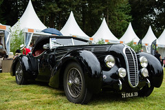 1948 DELAHAYE Type 180 Roadster (el.guy08_11) Tags: 1948 delahaye collection voiture