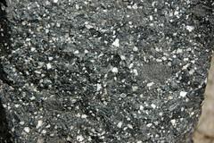 Black porphyritic dacite (upper Holocene, 14 May 1915; Devastated Area, Lassen Volcano National Park, California, USA) 43 (James St. John) Tags: black porphyritic dacite may 1915 holocene lassen volcano mt mount peak volcanic national park california lava igneous rock rocks cascade range