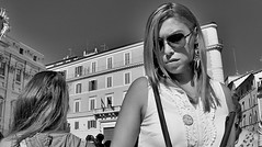 You don't bring me flowers anymore. (Baz 120) Tags: candid candidstreet candidportrait city candidface candidphotography contrast street streetphoto streetcandid streetphotography streetphotograph streetportrait rome roma romepeople romecandid romestreets em5 europe women mft m43 mono monochrome monotone bw blackandwhite urban voightlander12mmasph life primelens portrait people unposed omd olympus italy italia girl grittystreetphotography faces decisivemoment strangers