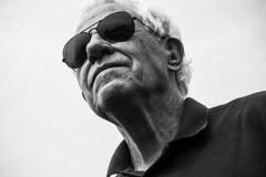 Jack in Molalla (pete4ducks) Tags: molalla oregon jack blackandwhite 2017 face sunglasses