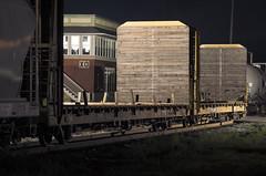 D45 at XO (a409will) Tags: trains trainsatnight mechanicville xo tower cp dh