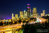Seattle at Night (kjkettnerphoto) Tags: america architecture blurredmotion buildingexterior city citylife cityscape clearsky cloudlesssky colorimage darkness destination destinations downtowndistrict escape evening highway horizontalcomposition journey longexposure noclouds northamerica photography road roadway seattle skyline skyscraper traffic transportation travel traveldestination traveldestinations usa unitedstates unitedstatesofamerica vacation washington