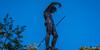 2017 - Bar Harbor - Village Green Fountain (Ted's photos - Returns Early June) Tags: 2017 barharbor cropped maine nikon nikond750 nikonfx tedmcgrath tedsphotos usa vignetting philiplivingston sculpture bronzesculpture penis prick statue bluesky