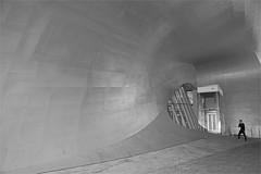 back to the future.. (leuntje) Tags: arnhem netherlands centralstation architecture unstudio elevator