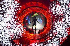 Trying to Find a Balance ⚖️ (Stimulight the Night) Tags: lightpainting lightart lightpaintingphotography lightartphotography lightpaint lightpainters slowshutter longexposure longexposurephotography nightphotography lightingthenight stimulightthenight lightstencil lightstencils urbanexploration urbanexplore urbex tunnels tunnelexploring