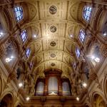 Organ Pipes of Church of St. Francis Xavier thumbnail