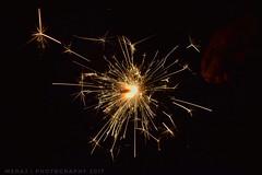Sparklers. (Meraj.) Tags: nikond5300 photography nikon nikonflickraward fire night beyondbokeh bangalore karnataka india festival sparkles crakers diwali