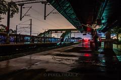 Power Of Darkness (Pixel Trailz) Tags: dbu iri irfca indianrailways doddaballapur