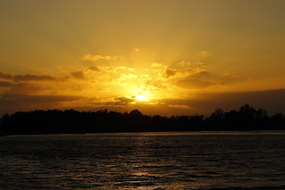 Big Waters sunset 2
