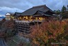 Kyoto - Kiyomizu-dera (Rolandito.) Tags: japan nippon japon asia asie kyoto temple autumn fall kiyomizudera 清水寺 herbst