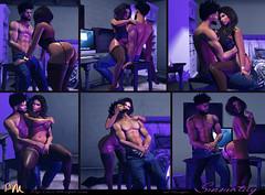Sensuality (PM . Jaay Tiratzo) Tags: menonly secondlife pm bento couple
