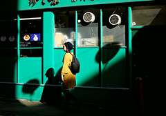 Circle Shadows (Becky Frances) Tags: colourstreetphotography color chinatown candid documentary england highcontrast london lensblr light fuji fujifilm streetphotography socialdocumentary shadows urban uk 2017