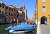 Chioggia is a quiet island with Venezian atmosphere (B℮n) Tags: chioggia veneto lagoon island cathedrale fishmarket harbor fishing port pace life italië italia italy ronams clodia seafood panorama panoramico boat ships tour locals canals boats unspoiled bridgde town colors tourism vacation holiday summer architecture historic authentic canal vena bridge historical chiesasgiacomochioggia seagull