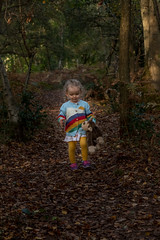 Ruby - Autumn Walk (Wayne Cappleman (Haywain Photography)) Tags: wayne cappleman haywain photography southwood woodlands cove farnborough hampshire walk toddler children pets