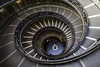 Inspiral Staircase (SimonMCR) Tags: bramante staircase stairs architecture helix double banister art deco design vatican museum exit spiral rome roman marblestaircase vacation holiday getaway photography photo fujixt2 fujifilm fuji1024mm italy city italian historic history climb