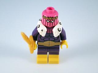 SFXminifigure Lego Zemo update