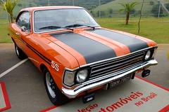 Chevrolet Opala SS - 1974 (Fernando R de A V) Tags: laranja orange opala chevrolet muscle car carro esporte sport classic clássico ss esportivo