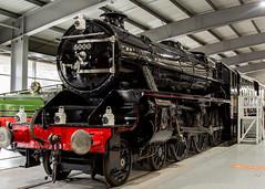 5000 (JOHN BRACE) Tags: built 1935 crewe lms 5mt black five 5000 seen nrm shildon livery 45000