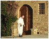 God's arms are always open ... but not his doors it seems! (The Stig 2009) Tags: nikon thestig2009 thestig stig 2009 2017 tony o tonyo church cathedral door locked priest vicar keys firenze florence tuscany italy religion religious god entrance candid street gates