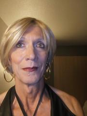 Good light Bonne lumière (magda-liebe) Tags: french travesti crossdresser closeup