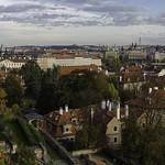 Gardens beneath Prague Castle / Landscape Panorama / Prague / 2017 thumbnail