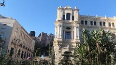 20171029_165238 (uweschami) Tags: spanien espania malaga urlaub stadt alcazaba gibralfaro santaiglesia museopicasso plaza hafen mittelmeer