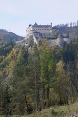 Hohenwerfen Castle (Bob_P_UK) Tags: hohenwerfencastle