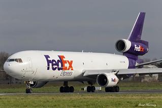 FedEx MD-11F N583FE