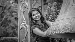 Untitled (#Weybridge Photographer) Tags: canon slr dslr eos 5d mk ii nepal kathmandu asia mkii beautiful cute sexy girl lady woman female monochrome