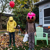 Georgie and the Unitato (Ben McLeod) Tags: brothers liam costumes halloween campbell